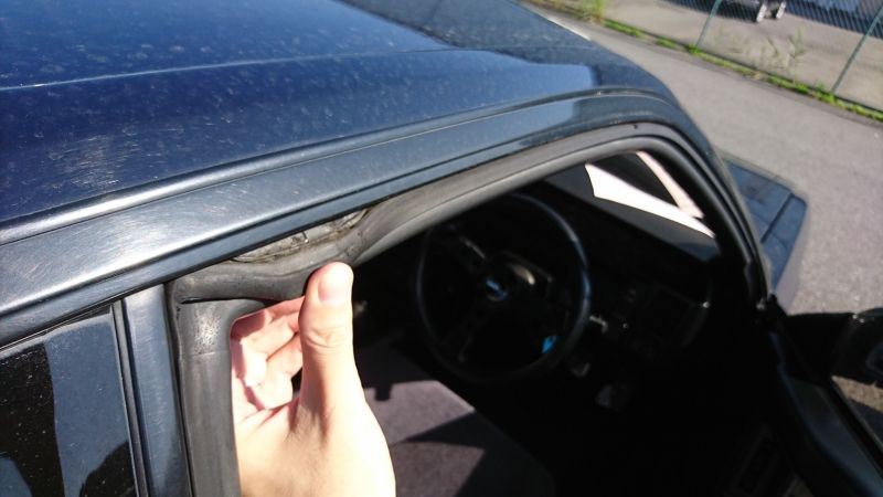 1987 NISSAN SKYLINE GTS-R roof seal