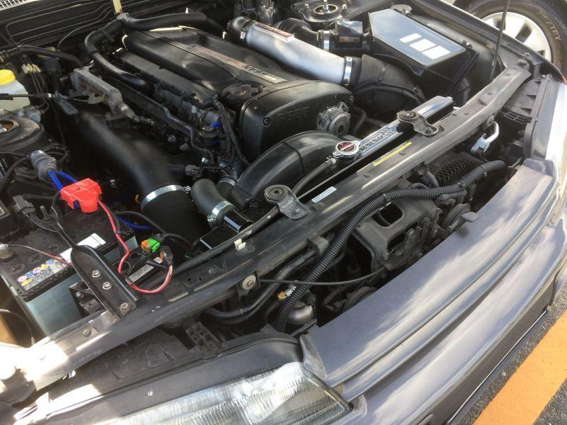 1990 Nissan Skyline R32 GTR engine 7