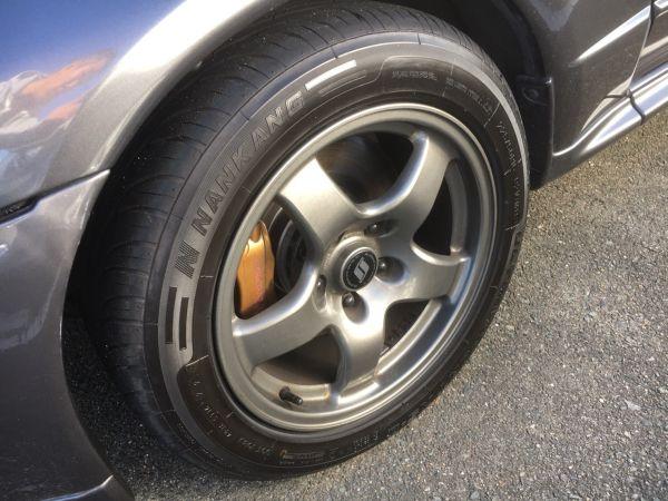 1990 Nissan Skyline R32 GTR wheel