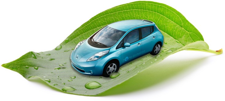 Import Nissan Leaf